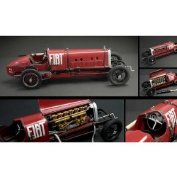 ITALERI 1/24 CARS 1/12TH FIAT MEFISTOFELE (4701)