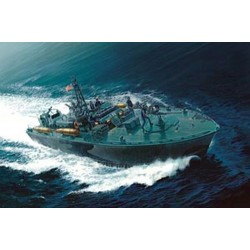 Italeri Elco 80 Torpedo Boat PT-596 1:35 (5602)