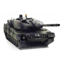 Tamiya R/C Leopard 2 A6 With Option Kit (56020)