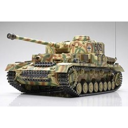 Tamiya R/C Panzer J With Option Kit (56026)