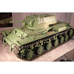 Tamiya R/C Russian KV-1 With Option Kit (56028)