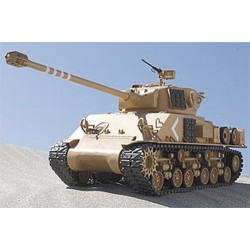 Tamiya R/C 1/16 Super Sherman With Full Option Kit (56032)