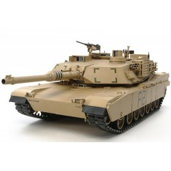 TAMIYA R/C TRUCKS R/C M1A2 ABRAMS W/OPTION KIT (56041)
