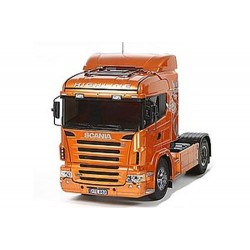 Tamiya R/C Scania R470 Pre-Painted Orange (56338)