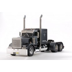 TAMIYA GRAND HAULER MATT BLACK (56356)