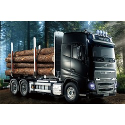 TAMIYA VOLVO FH16 750 6X4 TIMBER TRUCK (56360)