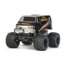 Tamiya Lunchbox 1/12th Black Edition Kit (58546)