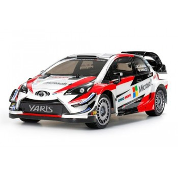 TOYOTA YARIS WRC TT-02 (58659)