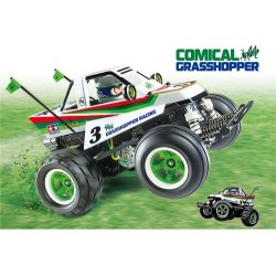 TAMIYA COMICAL GRASSHOPPER WR-02CB (58662)