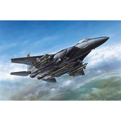 Tamiya F-15E With Bunker Buster 1:32 (Kit 60312)