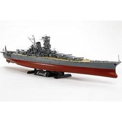TAMIYA Musashi - original moulds improved  (78031)