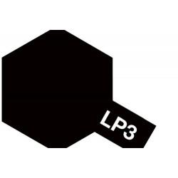 TAMIYA LP-03 FLAT BLACK (82103)
