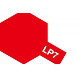 TAMIYA LP-7 PURE RED (82107)