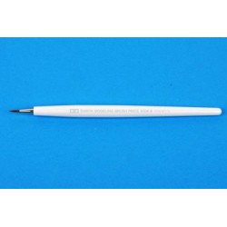 TAMIYA TOOLS/ACCESSORIES PRO II POINTED BRUSH FINE (1) (87174)