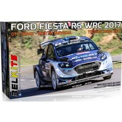 TAMIYA FORD FIESTA WRC TANAK (BEL013)