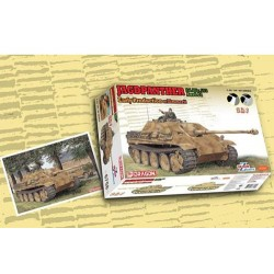 1/35 JAGDPANTHER EARLY  PRODUCTION (D6758)