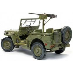 DRAGON 1/6 1/4 TON 4X4 W/M2 .50 CAL GUN (D75052)