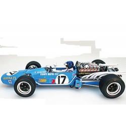 EBBRO 1/12 1968 MATRA MS11 DUTCH GP SPECIFIC (E13002)