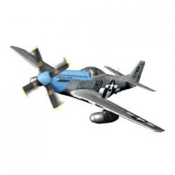 FORCES OF VALOR 1/32 P-51D MUSTANG (UN810002A)