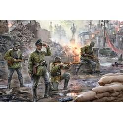 American Infantry Zvezda Kit 1:72 Z7407