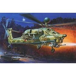 ZVESDA 1/72 SOVIET HELICOPTER RE RELEASE (Z7255)