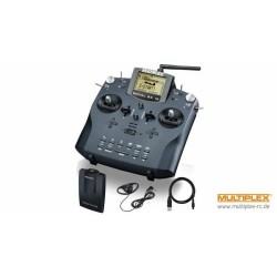 Multiplex ROYAL SX Elegance Combo 16 Channel-Transmitter with Souffleur (25100096) (MPX1-00096)