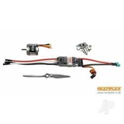 Multiplex Power Set for FunJet ULTRA 2 (25100962) (MPX1-00962)