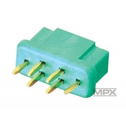Multiplex High Current M6 Socket 100pcs 336214 (25336214) (MPX336214)