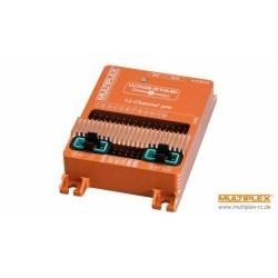 WINGSTABI 12-channel 3-axis Gyro, 35A battery backer (55014 2555014)