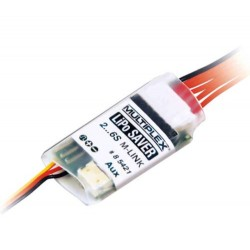 Multiplex LiPo Saver 2-6S for M-LINK 85421 (2585421) (MPX85421)