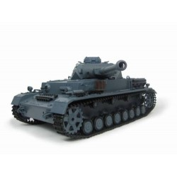 1:16 German Panzer IV F2 Tank (2.4GHz+Shooter+Smoke+Sound 4400707)