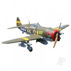 Seagull P47 Thunderbolt 33-38cc (with retracts) (30cc) 2.03m (80in) (SEA-306) (5500035)
