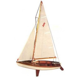 Dumas Lightning Sailboat Kit (1110) (5501750)