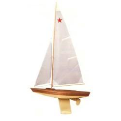30 Star Class Sailboat Kit (1121 5501754)