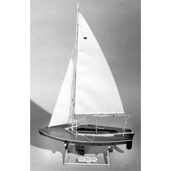 DUMAS Snipe Sailboat Kit (1122) (5501756)
