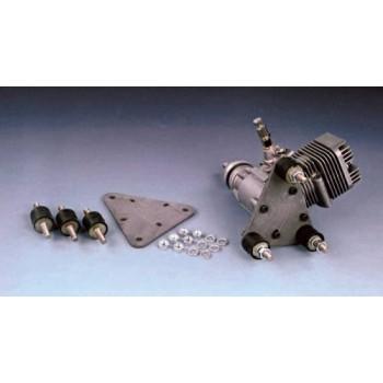 Universal Quiet Rubber Engine Mount 46-91 (5508176)