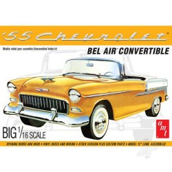 AMT 1955 Chevy Bel Air Convertible (AMT1134)