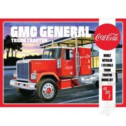 AMT 1/25 1976 GMC General Semi Tractor Coca-Cola (AMT1179)
