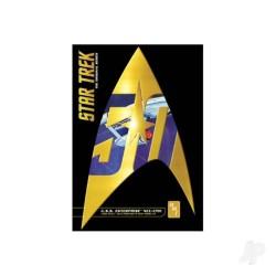 AMT Star Trek Classic U.S.S. Enterprise (50th Anniversary Edition) (AMT947)