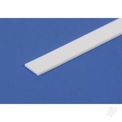 Evergreen 14in (35cm) Strip .010x.020in (10 per pack) (EVG100)