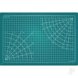 Excel 18x24in Self-Healing Cutting Mat Green (Bulk) (EXL60004)