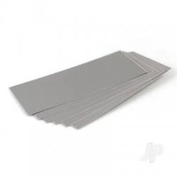 K&S [276] .018in (26ga) 10x4in Stainless Steel Sheet (6pcs) (KNS276)