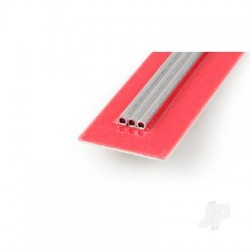K&S [3902] 3mm 1m Round Aluminium Tube .45mm Wall (1 pc) (KNS3902)