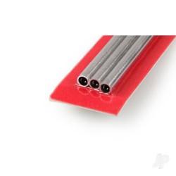 K&S [9804] 5mm 300mm Aluminium Round Tube .45mm Wall (1 pc) (KNS9804)