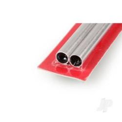 [9807] 8mm 300mm Aluminium Round Tube .45mm Wall (1 pc) (KNS9807)