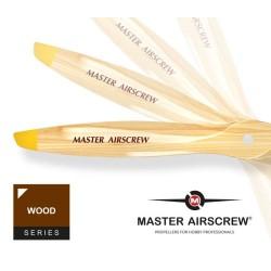 MASTER AIRSCREW Wood-Maple - 22x8 Propeller (MASWM22X80N01)