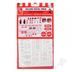 AMT Coca Cola Decal Pack (MKA030)