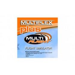 Multiplex MULTIflight Sim CD 855329 (25855329) (MPX855329)