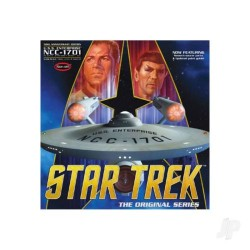 Polar Lights 1:350 Star Trek TOS Enterprise 50th Anniversary Edition (POL938)