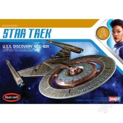 Polar Lights Star Trek U.S.S. Discovery 2T (POL961M)